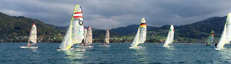 6.-7. OKTOBER 2018: DINGHY SEASON CLOSING