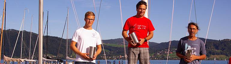 D-ONE: ATTERSEE-TROPHY: 27. - 28. JUNI 2020
