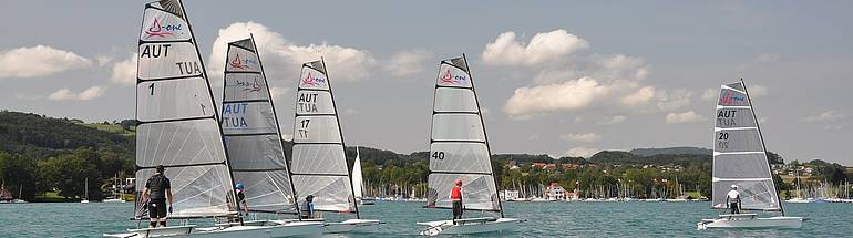 15.-16. SEPTEMBER 2018: D-ONE ATTERSEE TROPHY